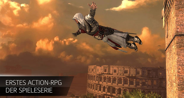 "Action-RPG ""Assassin's Creed Identity"" wieder im Angebot"