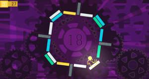 BrickyBreak: in diesem Brick-Breaker-Puzzle könnt ihr die Blöcke drehen