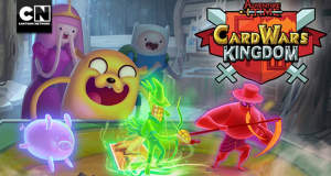 """Card Wars Kingdom: Nachfolger von """"Card Wars – Adventure Time"""" neu im AppStore"""