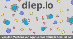 diep.io: neues Multiplayer-Game des Agar.io-Entwicklers