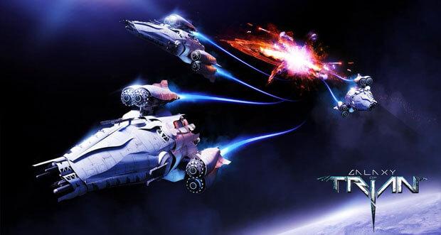 """Strategie-Brettspiel """"Galaxy of Trian"""" nur drei Wochen nach Release schon kostenlos laden"""