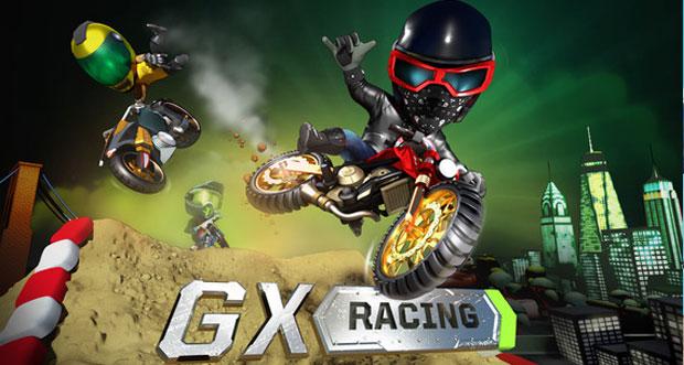 """""""GX Racing!"""" ist ein neues Beschleunigungs-Rennspiel auf zwei Rädern"""