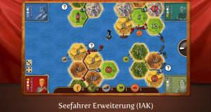 "Catan: Seefahrer-Szenario ""Zu neuen Ufern"" dank Update gratis spielen"