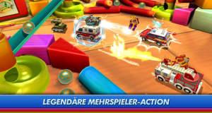 Micro Machines: neuer Fun-Racer von Chillingo ist in den AppStore gerast