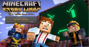 """Access Denied: 7. Episode von """"Minecraft: Story Mode"""" jetzt verfügbar"""