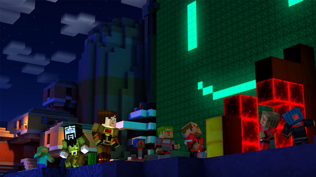 Minecraft Story Mode Epsiode 7 iOS