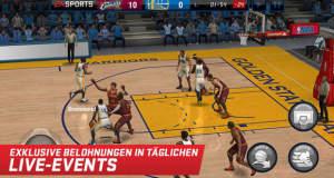 """NBA LIVE Mobile"" neu im AppStore: EAs Suche nach dem ultimativen Basketball-Team"