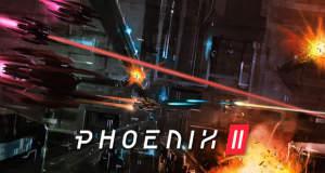 Phoenix II: atemberaubend schöner Space-Shooter neu im AppStore
