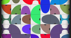 """Kunterbuntes Formen-Puzzle """"Polymer"""" kostenlos laden"""