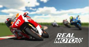 """Neues Motorrad-Rennspiel """"Real Moto"""": vom Moped bis zur Rennmaschine"""