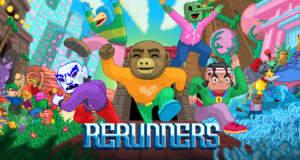 """""""ReRunners: Race for the World"""" neu für iOS: Multiplayer-Wettrennen als Gratis-Download"""
