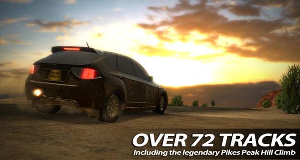 """Tolles Rally-Rennspiel """"Rush Rally 2"""" erhält zwei neue Wagen & weitere Verbesserungen"""