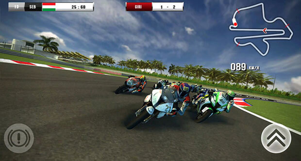 "Motorrad-Rennspiel ""SBK16 – Official Mobile Game"" ist in den AppStore gerast"