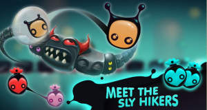 Sly Hikers: in diesem Highscore-Game müsst ihr aufpassen, wo ihr hintretet