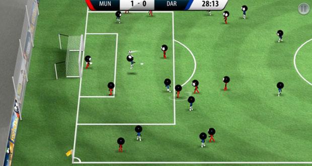 """Fußballspiel """"Stickman Soccer 2016"""" wieder kostenlos laden"""