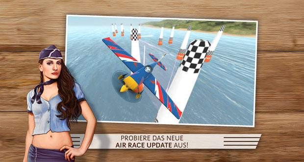 """Air Race""-Update für Flugsimulation ""Take Off – The Flight Simulator"""