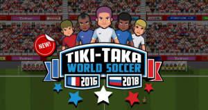 Tiki Taka World Soccer: hoffentlich endet das heute Abend nicht auch so…