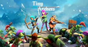 Tiny Archers: Turmverteidigung als Bogenschütze