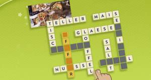 Wordalot: neue Kreuzworträtsel-App mit über 500 Rätseln
