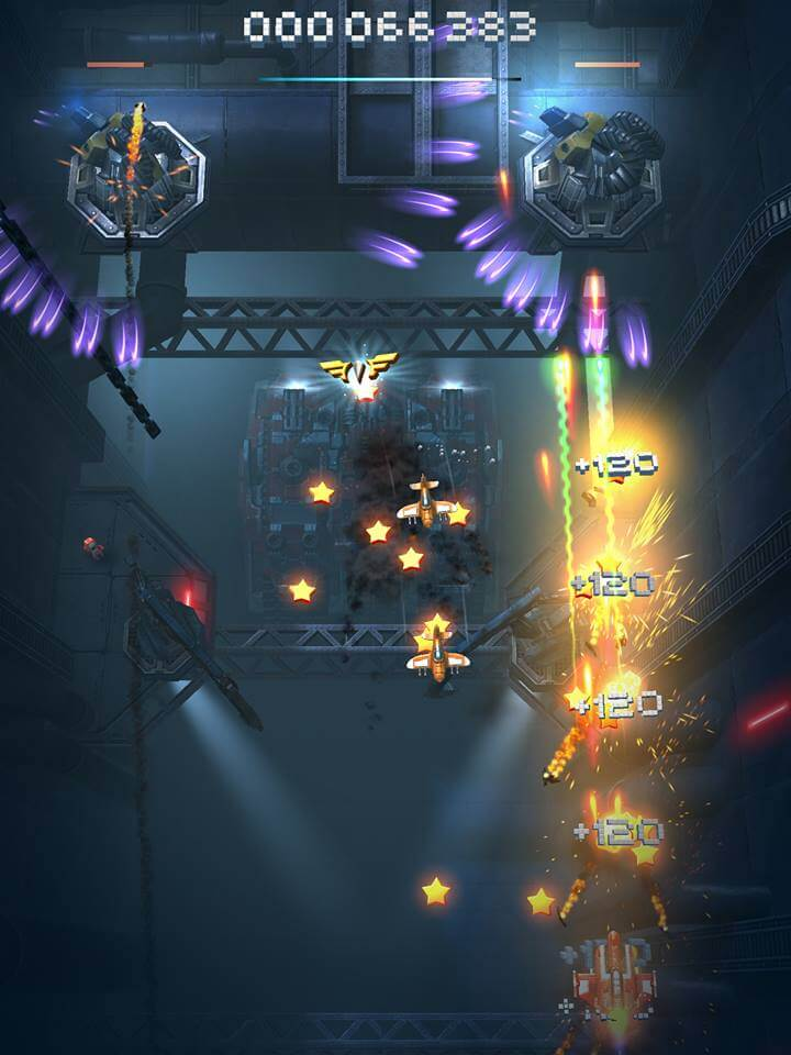 Sky Force Reloaded iPhone iPad