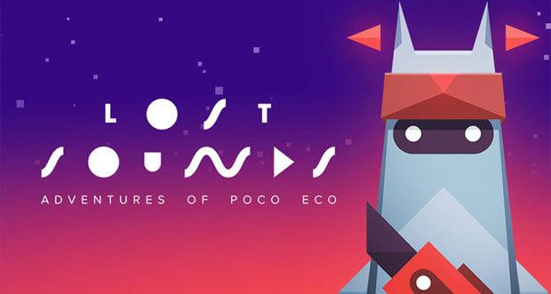 """Musik-Adventure """"Adventures of Poco Eco – Lost Sounds"""" erstmals kostenlos im Angebot"""