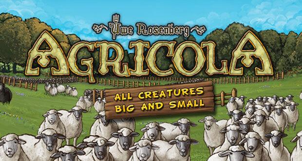 """Brettspiel """"Agricola – Die Bauern und das liebe Vieh"""" neu im AppStore"""