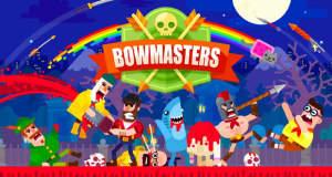 Bowmasters: dieser Chartstürmer macht absolut Laune