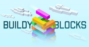 Buildy Blocks: wer baut den höchsten Turm?