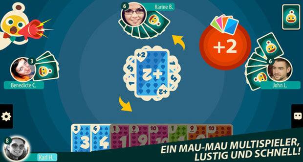 Mau Mau Multiplayer