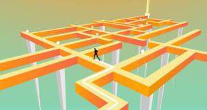 """Schwerer Puzzle-Runner """"Crooked Path"""" erstmals reduziert und mit Update"""