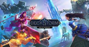 """""""Deckstorm: Duel of Guardians"""" ist ein neuer Card-Battler von DeNA"""