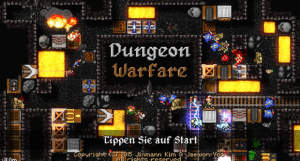 Dungeon Warfare: düsteres Defense-Game als Premium-Download neu im AppStore