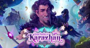 """Die Party beginnt mit dem neuen Hearthstone-Abenteuer """"Eine Nacht in Karazhan"""""""