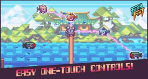 Fish Fist: Angeln per Fausstschlag als Highscore-Game