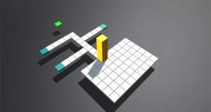 I, the I-piece: neues Puzzle mit Mr. I, einem rechteckigen Lulatsch