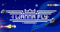 i wanna fly ios highscore game