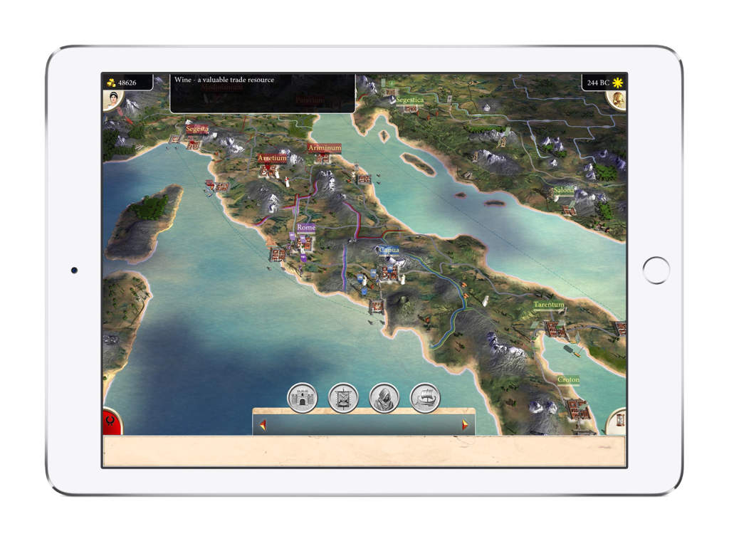 Rome: Total War iOS