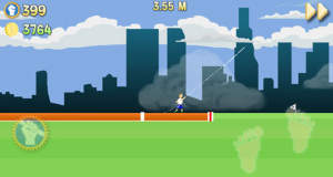 Javelin Masters 3: virtuelles Speerwerfen als kurzweiliges Highscore-Game