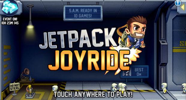 """""""Jetpack Joyride"""" erhält Update mit 3D Touch & mehr"""