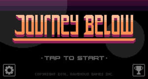 Journey Below: neuer Auto-Runner-Plattformer von Ravenous Games