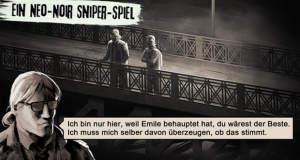 """Vollversion des Sniper-Adventures """"Lonewolf"""" für lau freischalten"""