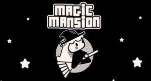 """""""Magic Mansion"""" neu von Nitrome: One-Touch-Plattformer mit nur zwei Farben"""