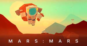 """Mars: Mars"" ist ein endloses, spaßiges Jetpack-Abenteuer"