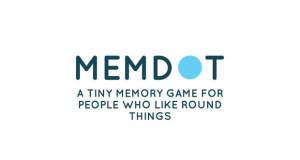 Memdot: Gedächtnistraining mit bunten Punkten als Gratis-Download
