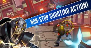 Midnight Star Renegade: neuer FPS mit optimierter Touchscreen-Steuerung