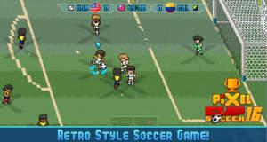 """Arcade-Fußballspiel """"Pixel Cup Soccer 16"""" erstmals reduziert – und dann gleich kostenlos (Update)"""