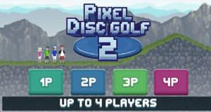 Pixel Disc Golf 2: spaßiges Frisbee-Golf als Gratis-Download
