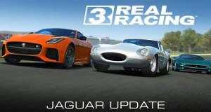 """""""Real Racing 3"""" erhält drei neue Jaguar & weitere Neuerungen"""