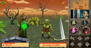 "Retro-RPG ""The Quest HD"" nun auch auf iPhone spielbar"