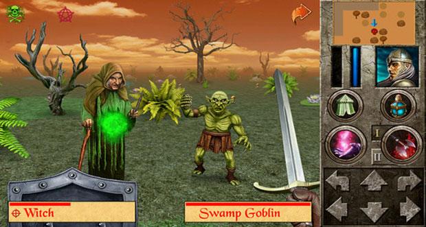 "Retro-RPG ""The Quest HD"" nun auch auf iPhone spielbar"